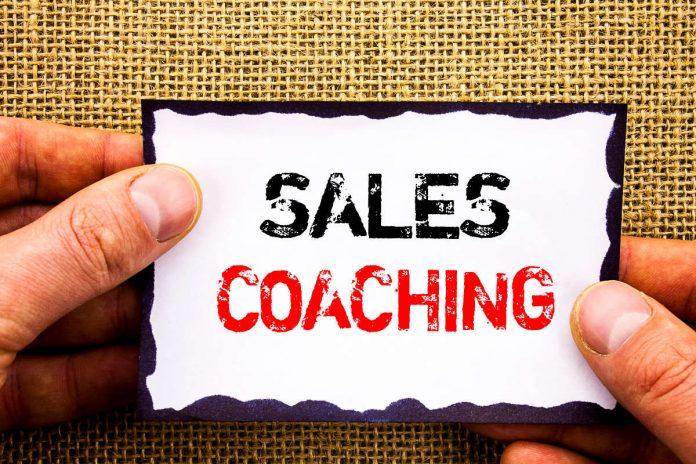 Sales Coaching for Development